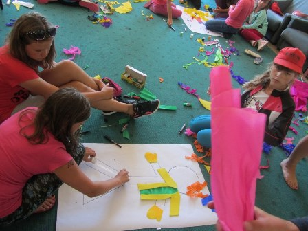 Kolonie artystyczne – dobry pomysł na wakacje