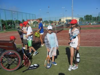 Czy można nauczyć się gry w tenisa w dwa tygodnie?