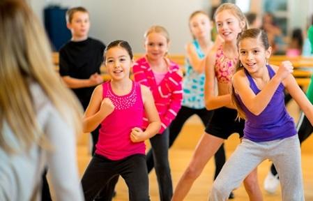 Kolonie taneczne dla dzieci