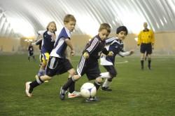 kolonie z piłką nożną